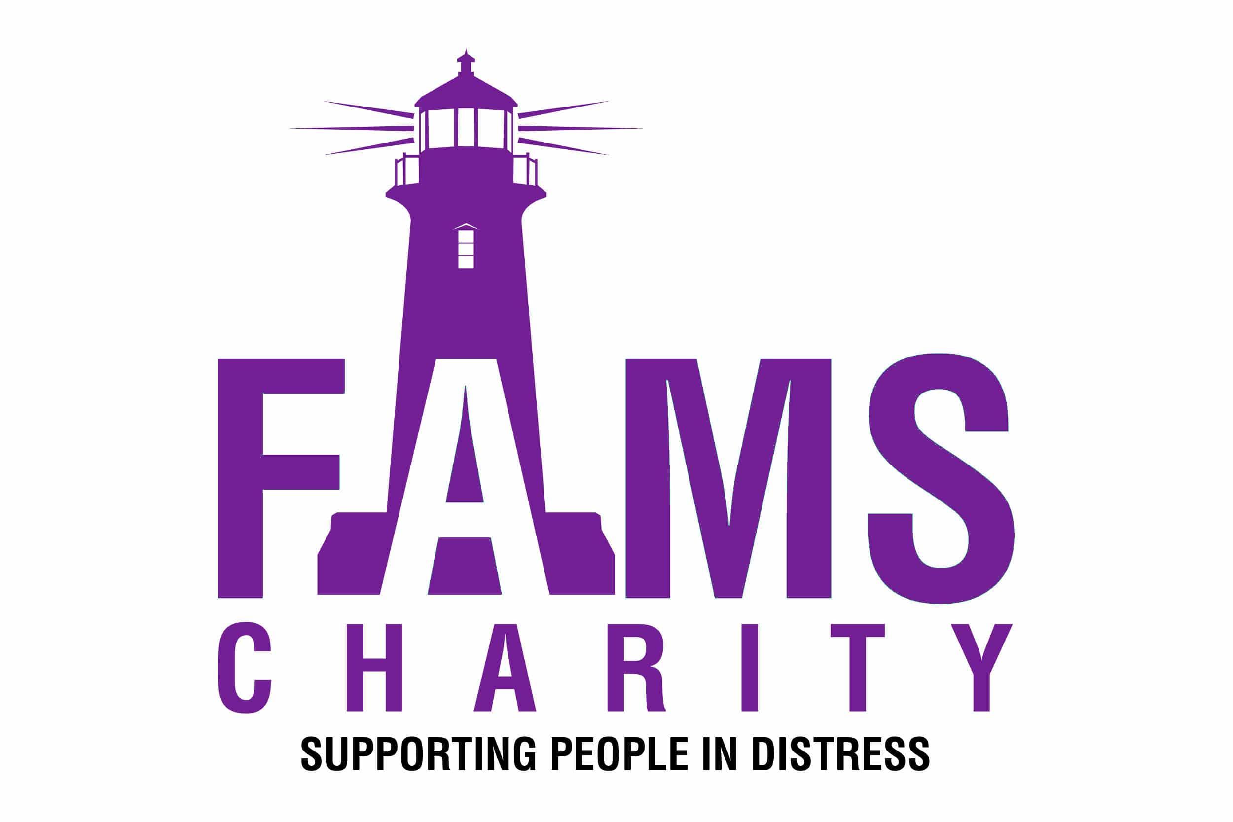 FAMS Charity logo