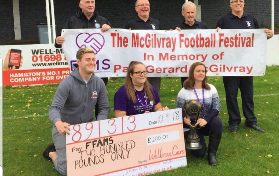 McGilvray Family Football Tournament Fundraiser