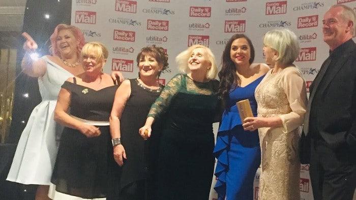 FAMS at awards
